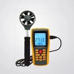TAM-02SPD Vane Anemometer with Data Logger