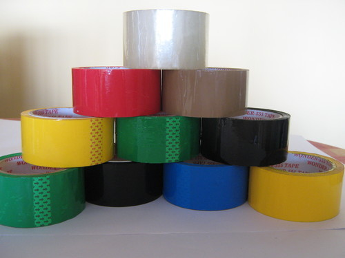 Colored Self Adhesive Tape at Rs 1750/box   Self Adhesive Tapes   ID: 14510735688