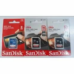 Sandisk High Speed Ultra SDHC Card for Mobile Phone