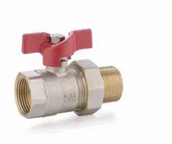 Brass High Pressure Sterling Ball valve DR1010