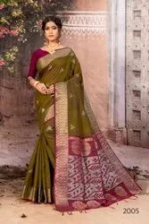 Banarasi  Weaving Saree,6.3mtr