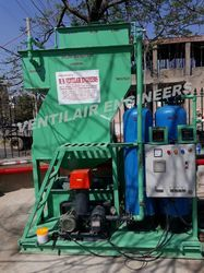 Skid Mounted Effluent Treatment System