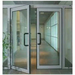 Aluminium Door Frame, Size/Dimension: 6*3 Feet