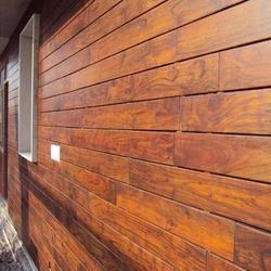 Wooden Cladding Wood Cladding Latest Price