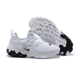 Men Nike React Presto White Sports Shoes, Size: 7