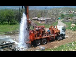 Borewell Contract Service