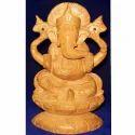 Resting Lord Ganesha