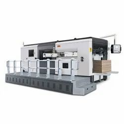 Semi Automatic  Die Cutter With Stripping