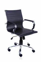 Medium Back Sleek Chair