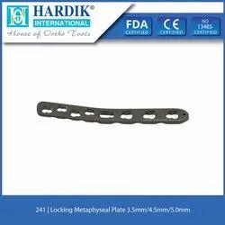 Locking Metaphyseal Plate 3.5mm/4.5mm/5.0mm