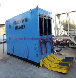 6 Ton Bitumen Drum Decenter