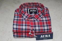 Mens Cotton Casuals Shirt