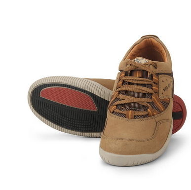 Men Redchief Casual Rust Low Ankle Shoe