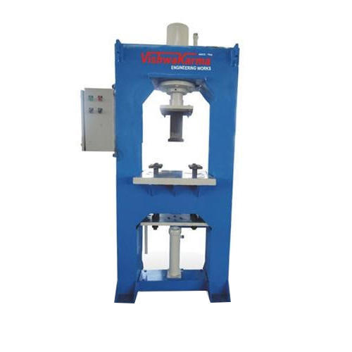 Auto D Moulding Hydraulic Press Machine