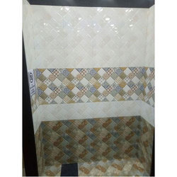 7 mm Ceramic Bathroom Wall Tile