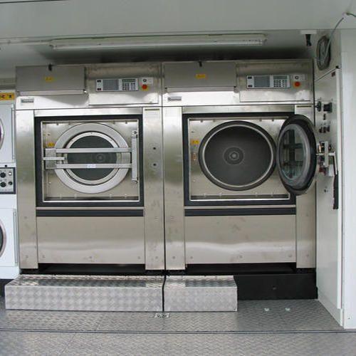 25 Kg Commercial Washing Machine At Rs 150000 Piece: Horizontal Washing Machine Manufacturer