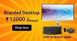 HP i5 Branded Desktop, Screen Size: 14.5