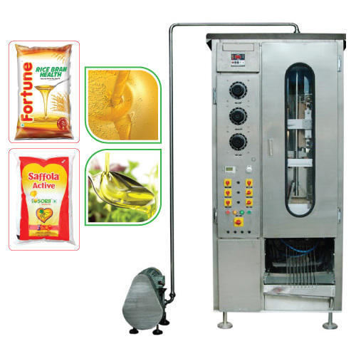 Sampack Oil Pouch Packing Machine, Rs 310000 /piece