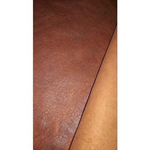 b48ce04a01d0c Milled Goat Oily Vegetable Tanned Leather at Rs 120  square feet ...