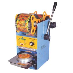 Semi Automatic Cup Sealer