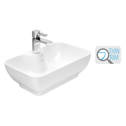 Cera White Wash Basin