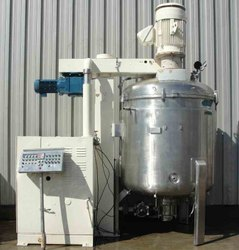 Stainless Steel Contra Mixer, for Industrial