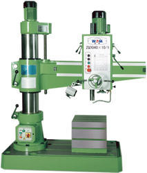 40mm All Geared Radial Drill Machine