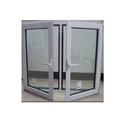 UPVC Double Opening Window