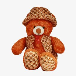 Jacket Teddy Bear
