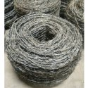 Iron Barbed Wire Fencing