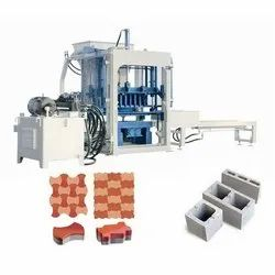 CI 320 Semi - Auto Hydraulic Color  Multi Paver Block Making Machine
