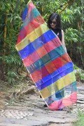 Banrasi Regular Checks Multicolor Dupatta