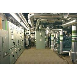 AC Plant Control Panel