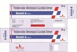 Povidone-Iodine, Metronidazole, Sucralfate Ointment