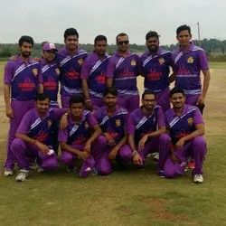 Omega Cricket Team Wins Match at Hyderabad .