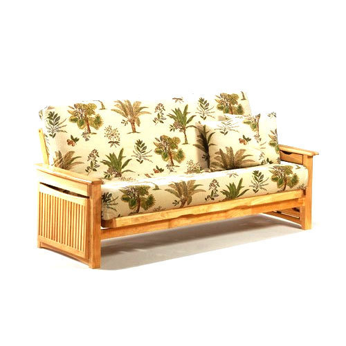 Fl Print Sofa
