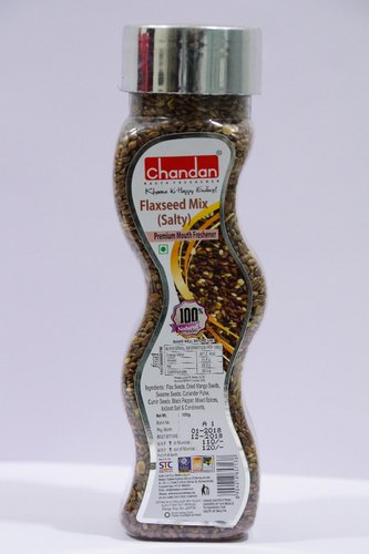 Chandan Flax Seed Mix, Pack Size: 130 Gm