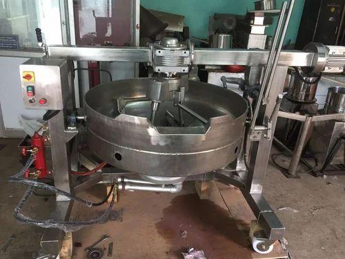 80 kg Halwa Making Machine