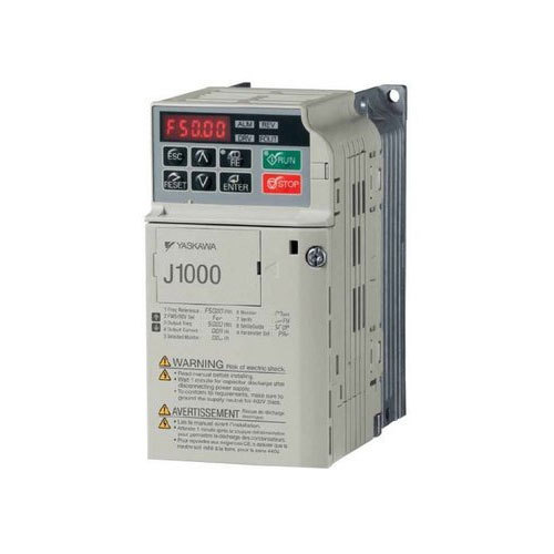 Yaskawa AC Drive J1000 For Mixer Crane M A N Industries