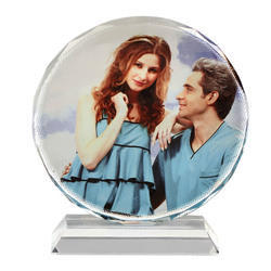 VBSJ - 03 Sublimation Crystal Photo Frame