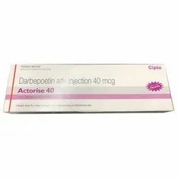 Actorise Injection 60mg, 100mg & 200mg