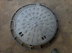 Ductile Iron Manhole Cover & Channel Gratings