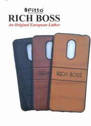 Rich-Boss Leather Back Cover