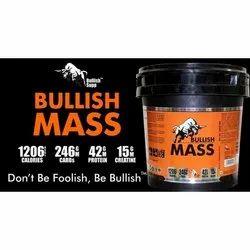 Bullish Supp Weight Gainer Bullish Mass, Packaging Type: Bucket