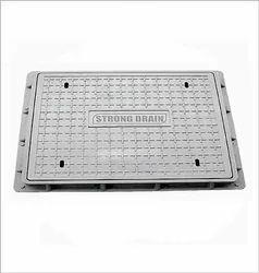 Square Iron Gratings Manhole Cover