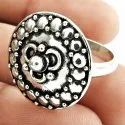 925 Sterling Silver Ring Handmade Jewelry