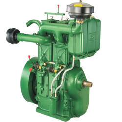 Twin Cylinder Conventional Water Cooled Diesel Engines
