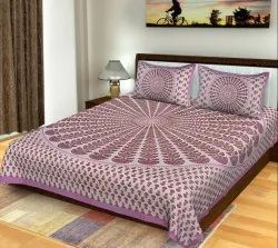 Tapestry Cotton Bed Sheet