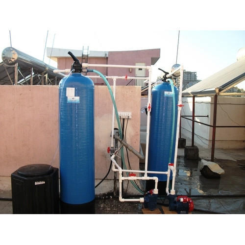 Apartments Automatic Hard Water Softener