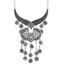 Jewelmaze Tribal Fancy Necklace, Occasion: Party